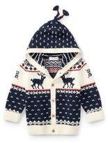 Ralph Lauren Baby's Reindeer Cardigan