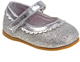 Josmo Silver Glitter Mary Jane