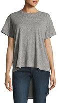 The Great The Shirttail Tee, Gray