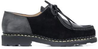 YMC lace-up boat shoes