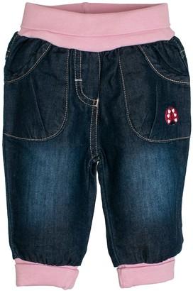 Salt&Pepper Salt and Pepper Baby Girls' NB Jeans Gluck mit Bund