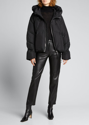 Nicole Benisti Matignon Puffer Jacket, Black