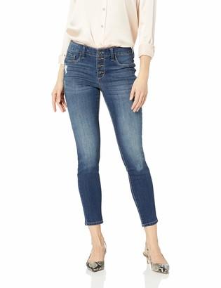 Jessica Simpson Women's Misses Kiss Me Skinny Ankle Jean