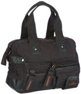 Sansibar Unisex - Adult Sumatra Shoulder Bag Black Black Size:
