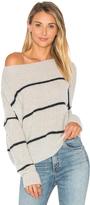 360 Sweater Pia Stripe Sweater