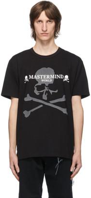 Mastermind Japan Black Reflective T-Shirt