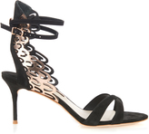 Sophia Webster Micah angel-wing suede sandals