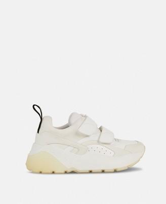 Stella McCartney Eclypse White Sneakers, Women's