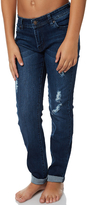 Lee Kids Boys Slim-jim Roll Em Jean Blue