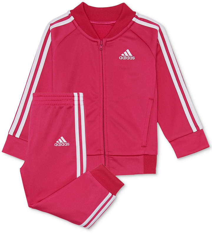 c60868e4854 Adidas Jackets Girls - ShopStyle