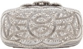 Oscar de la Renta Crown Goa Evening Clutch