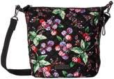 Vera Bradley Carson Mini Hobo Crossbody Cross Body Handbags