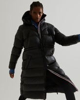 Thumbnail for your product : Hunter Women's Insulated Rubberised Long Puffer Coat