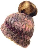 Grevi Knitted Beanie Pompom