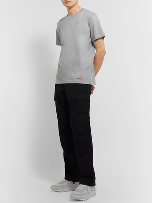 AFFIX Logo-Print Cotton-Jersey T-Shirt