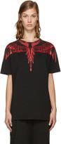Marcelo Burlon County of Milan Black El Puma T-Shirt