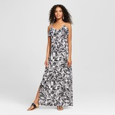 Mossimo Women's Ruffle Maxi Dress