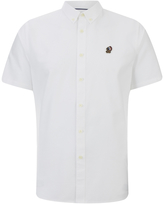 Penfield Keystone Short Sleeve Shirt White