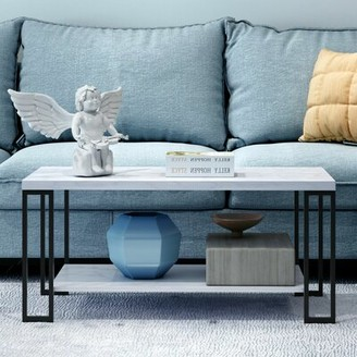 Latitude Run Antwonette Coffee Table with Storage