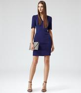 Hailie V-NECK BODYCON DRESS