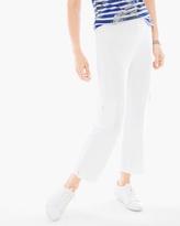 Chico's Hardware-Detail Crop Pants