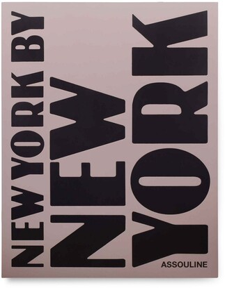 Assouline New York by New York book
