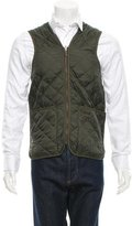 Barbour Quilted Zip-Up Vest w/ Tags