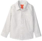 Joe Fresh Allover Print Dress Shirt (Toddler & Little Boys)