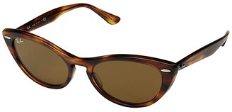 Ray-Ban RB4314N 54 mm. (Black/Green) Fashion Sunglasses