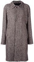 Tagliatore single breasted coat - men - Cupro/Cotton/Wool/Acrylic - 48