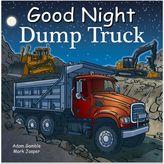 Bed Bath & Beyond Good Night Dump Truck Board Book