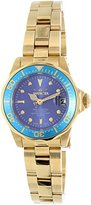 Invicta Women's 21536 Pro Diver Gold-Tone Stainless Steel Watch