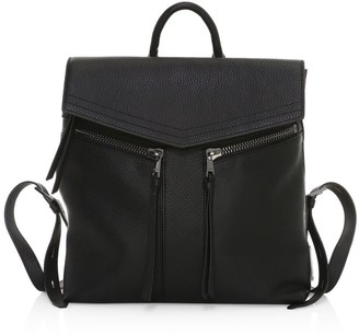 Botkier Trigger Faux-Leather Backpack