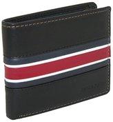 Tommy Hilfiger Men's Bolton Double Billfold Wallet