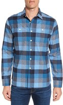Grayers Men's 'Hardigan Heritage' Regular Fit Plaid Flannel Sport Shirt