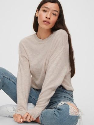 Gap Dolman Crewneck Sweater
