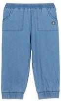 Margherita Girl's Denim Jogger Pants