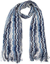 Missoni Wool Patterned Scarf