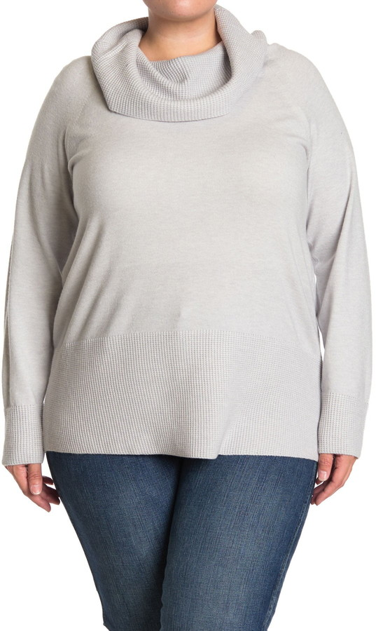 Cyrus Cowl Neck Pullover Sweater