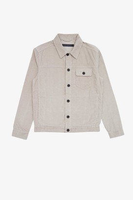 French Connection Cotton Corduroy Jacket