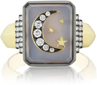 Sorellina Signet Ring
