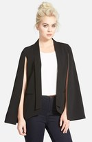 Women's Mural Cape Blazer