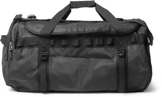 The North Face Base Camp Large Coated-Canvas Duffle Bag - Men - Gray