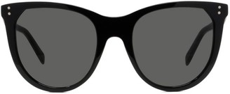 Celine 53MM Oversize Oval Sunglasses