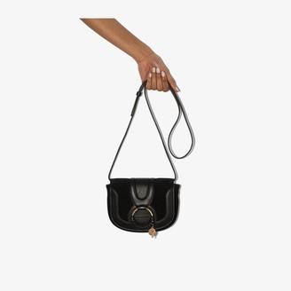 See by Chloe black Hana leather cross body bag