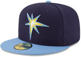 New Era Kids' Tampa Bay Rays Diamond Era 59FIFTY Cap