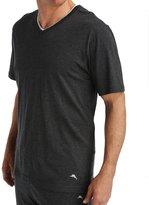Tommy Bahama Men's Big & Tall Cotton Modal V-Neck Short Sleeve T-Shirt T-Shirt 4XT