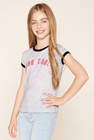 Forever 21 FOREVER 21+ Girls Too Cool Tee (Kids)