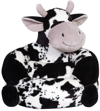 Trend Lab Children's Plush Cow Character Chair