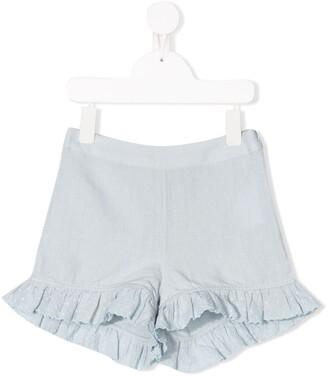 Stella McCartney Ruffled Shorts
